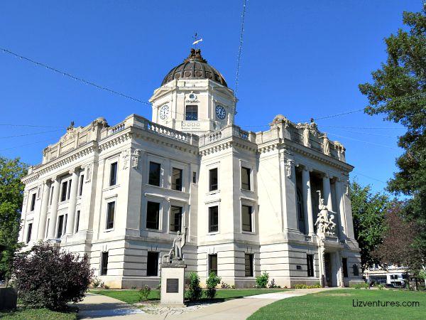 Monroe County Courthouse Bloomington Indiana