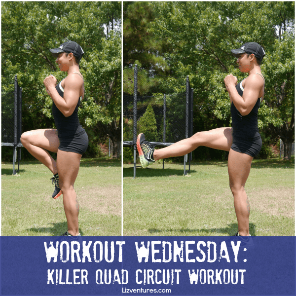 WW2 Quad Workout