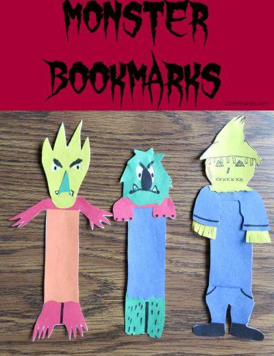 Bookmark and Craft
