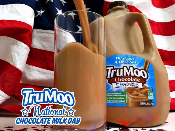 TruMoo National Chocolate Milk Day
