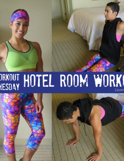 WW6 Hotel Room Workout 2