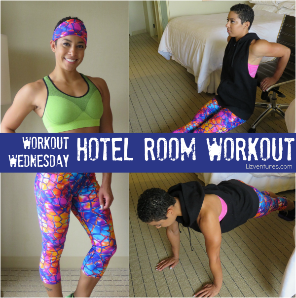 WW6 Hotel Room Workout 2