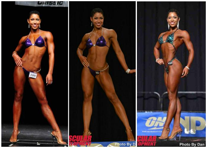 Bodybuilding progress dream big