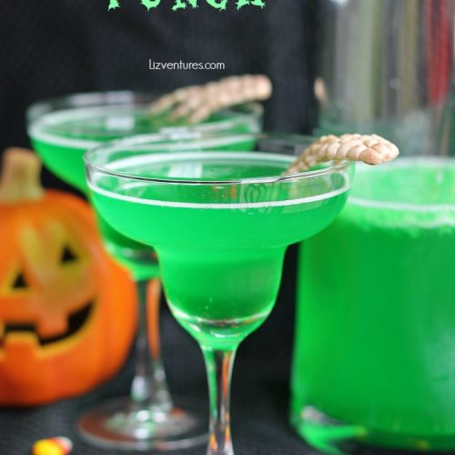 green swamp punch
