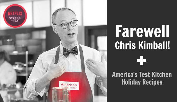 America's Test Kitchen Netflix