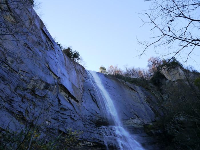 Chimney Rock Falls