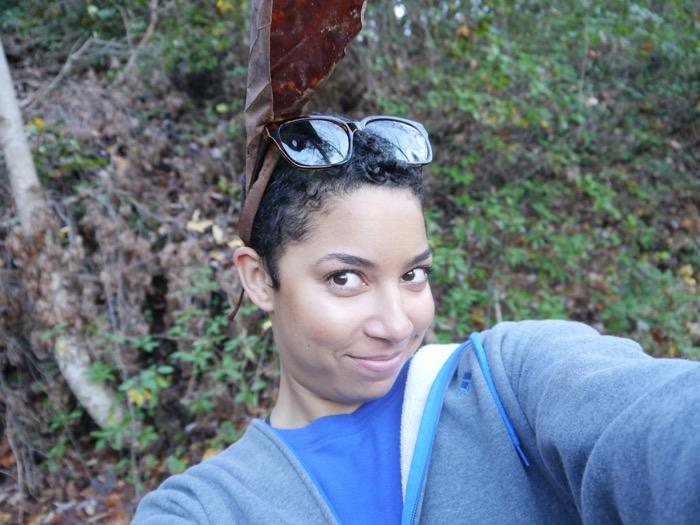 Chimney Rock hiking