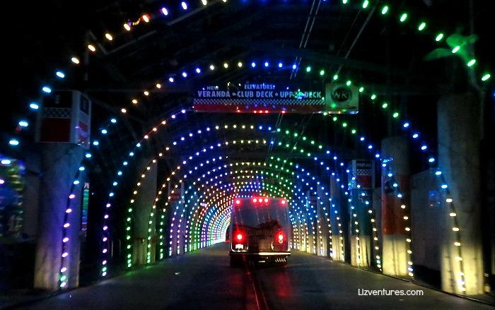 Christmas lights - Speedway Christmas - Concord NC