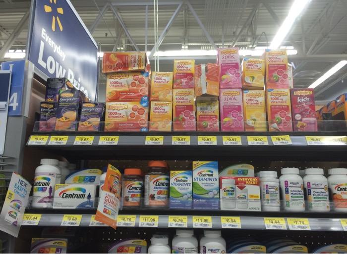 Emergen-C Walmart