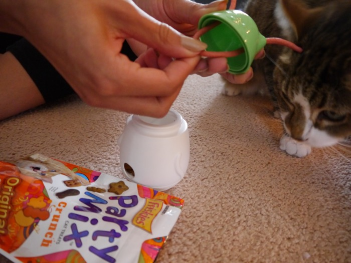 Friskies Pull n Play Wobbert