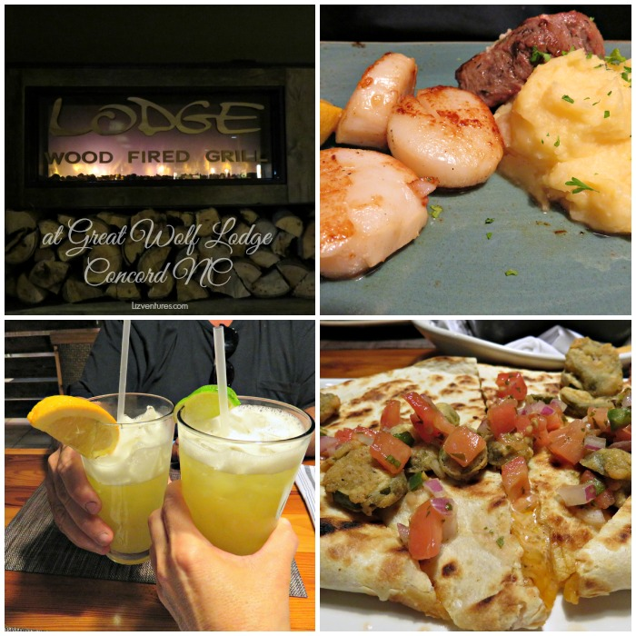 Lodge Wood Fired Grill - Great Wolf Lodge Concord NC