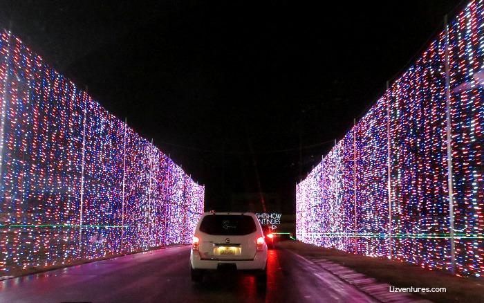 Speedway Christmas - Charlotte Motor Speedway