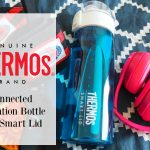 Thermos Connected Hydration Bottle Smart Lid
