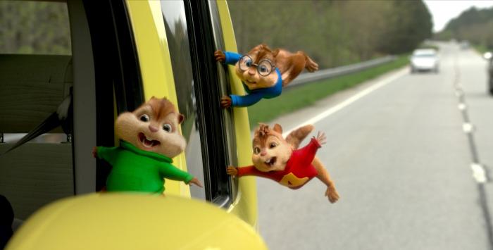 Alvin and the Chipmunks - screenshot