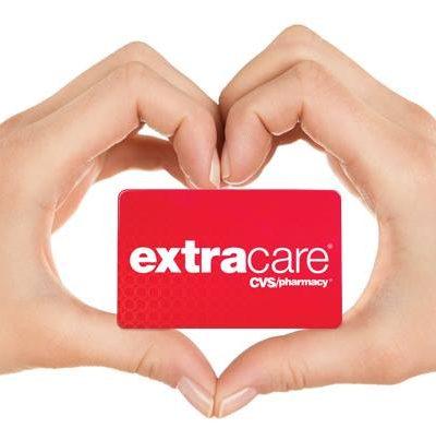 CVS extra care card