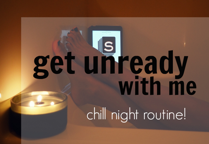 CVS Night Routine - Get Unready with Me!
