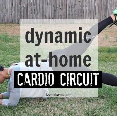 Dynamic At-Home Cardio Circuit