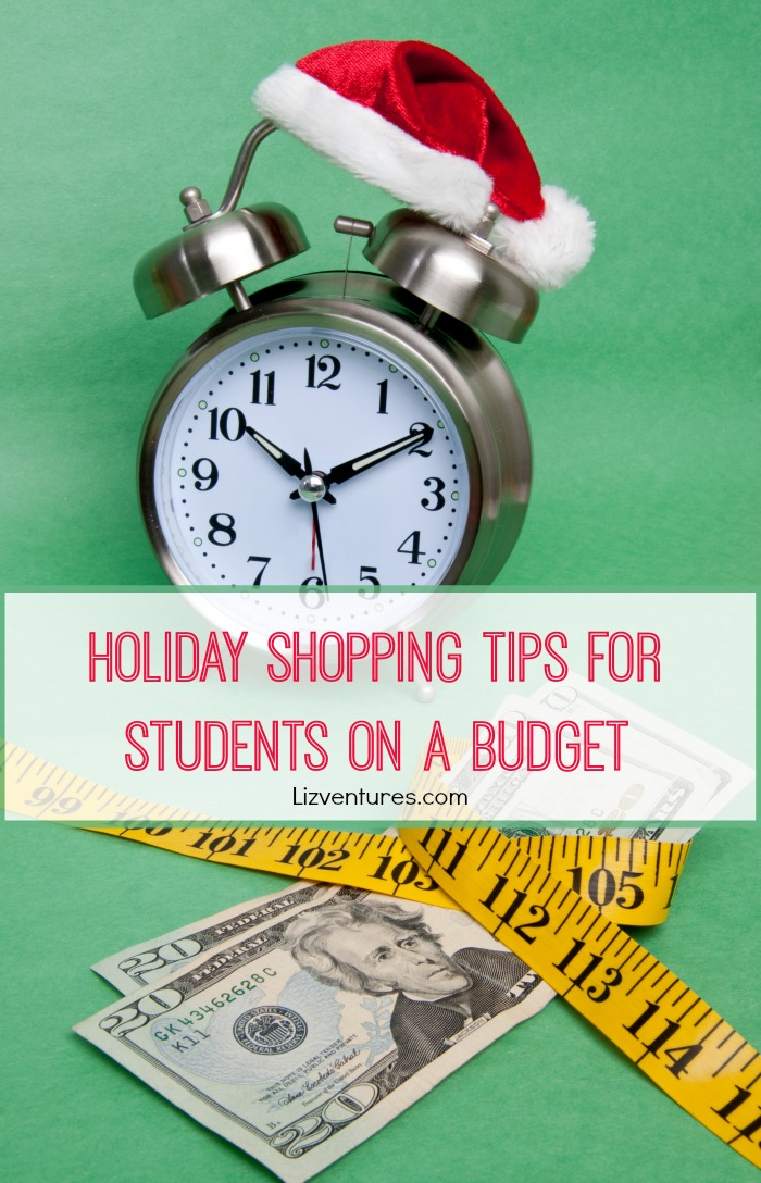 Holiday Shopping Tips for Students on a Budget