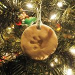 Paw Print Ornament DIY