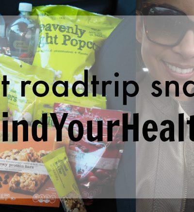 Roadtrip healthy best snacks