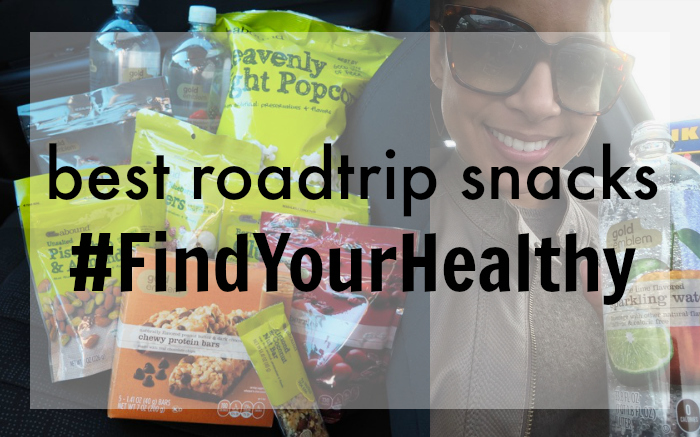 Roadtrip healthy best snacks