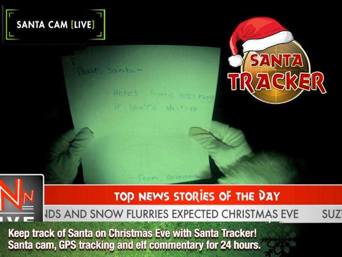 Santa Tracker - ElfLive app
