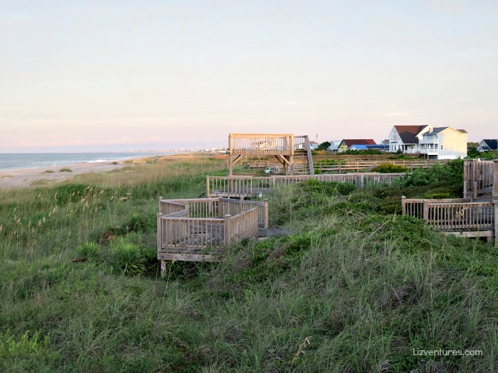 Caswell Beach - Oak Island, NC - Brunswick Islands