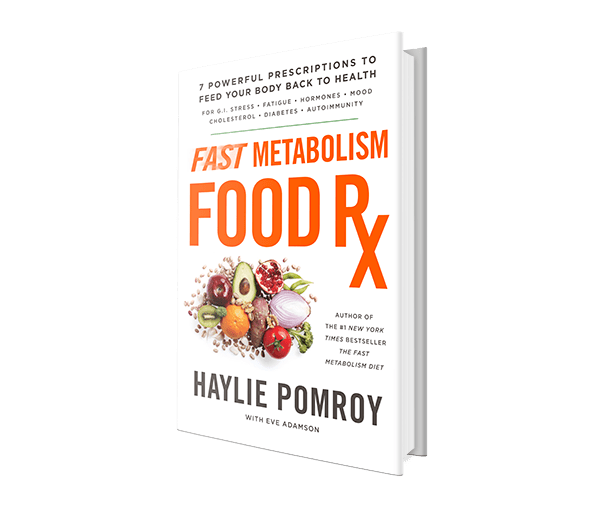 Fast Metabolism Food Rx book