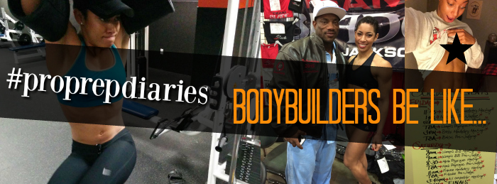 Pro Prep Diaries Weird Things Bodybuilders Do