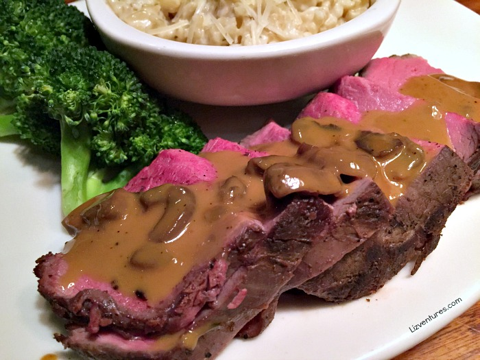Roasted Sirloin at Outback Steakhouse