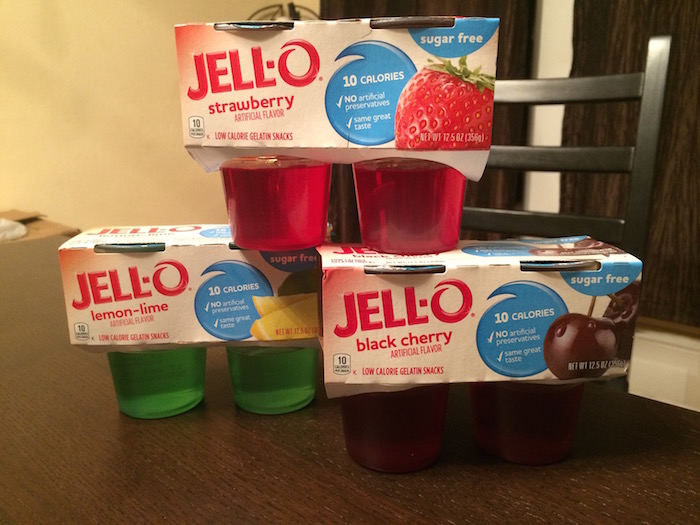 Sugar free Jello