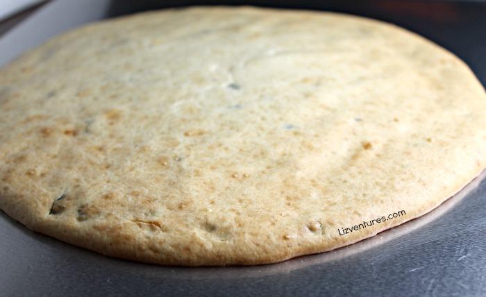 bake a giant pancake