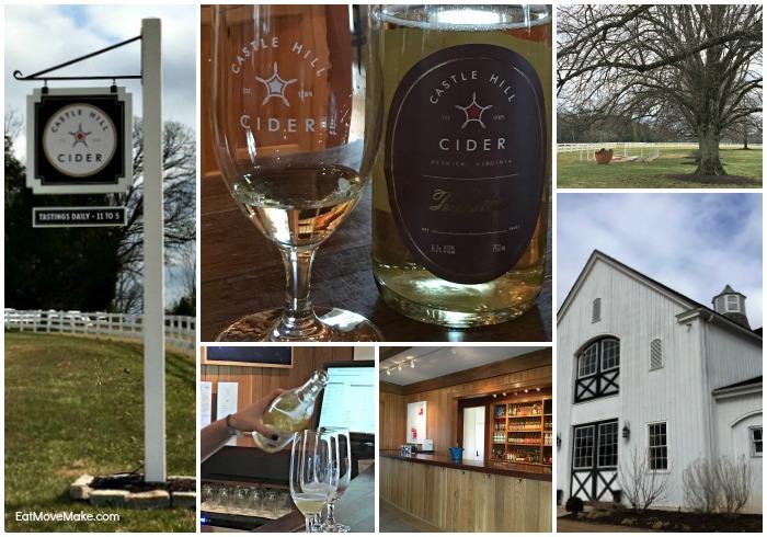 Castle Hill Cidery - Charlottesville VA