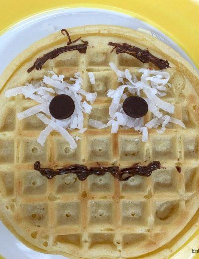 Eggo and Waffle