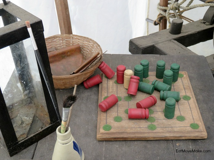 Elizabethan games - Roanoke Island Festival Park