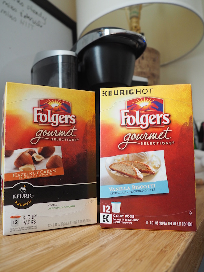 Folgers Gourmet Selections K-Cups