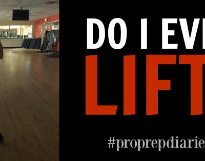 Pro Prep Diaries DYEL