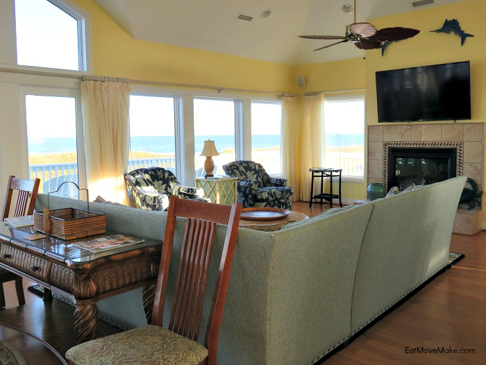Walkin' On Sunshine beach rental Outer Banks