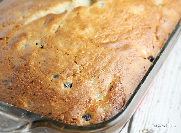 blueberry lemon coffee cake recipe