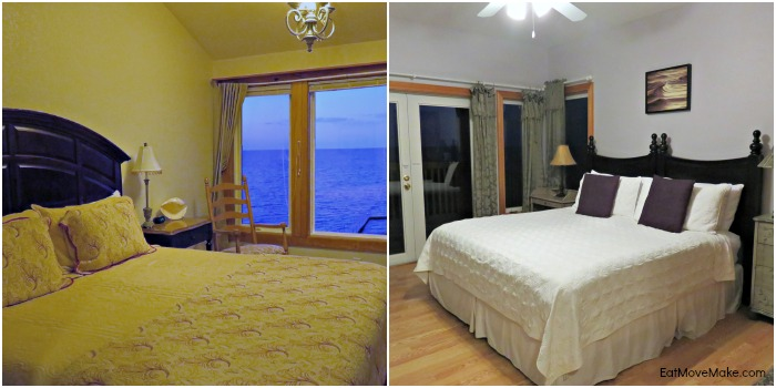 guest rooms at Inn on Pamlico Sound - Hatteras Island Outer Banks NC