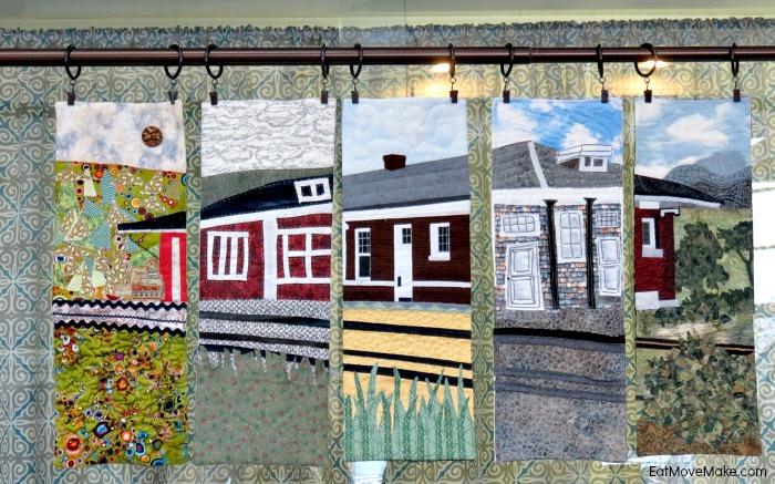 Crozet Artisan Depot quilt