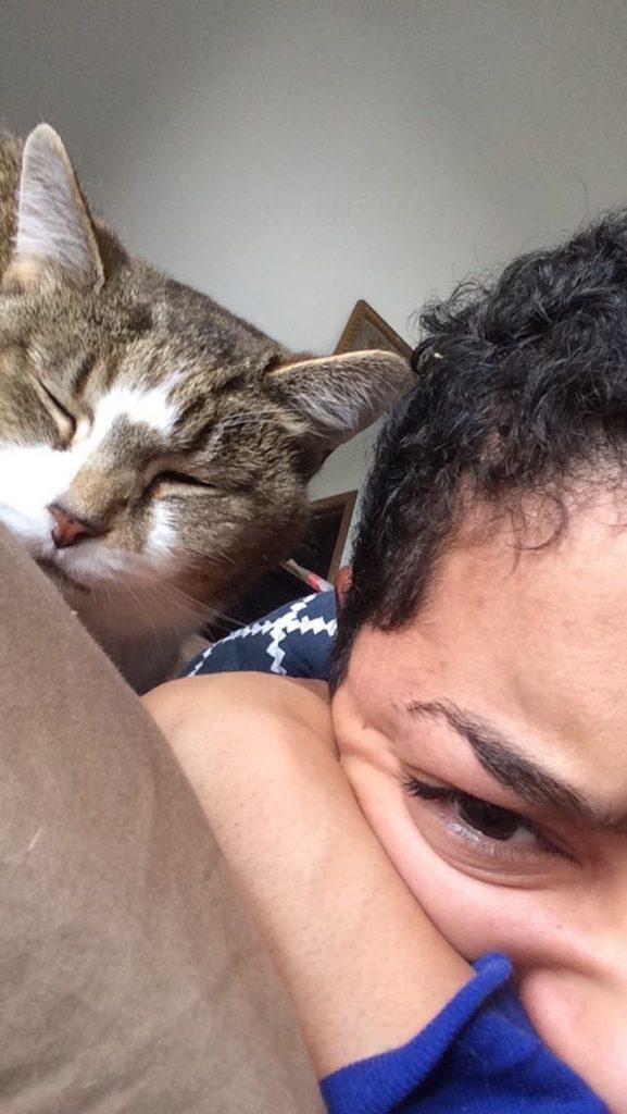 Mony on my back