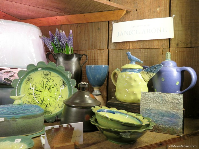 The Barn Swallow pottery - Monticello Artisan Trail
