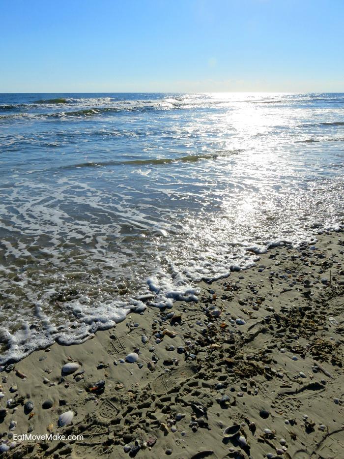 pea island beach access