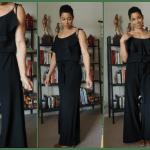 thredUP black jumpsuit
