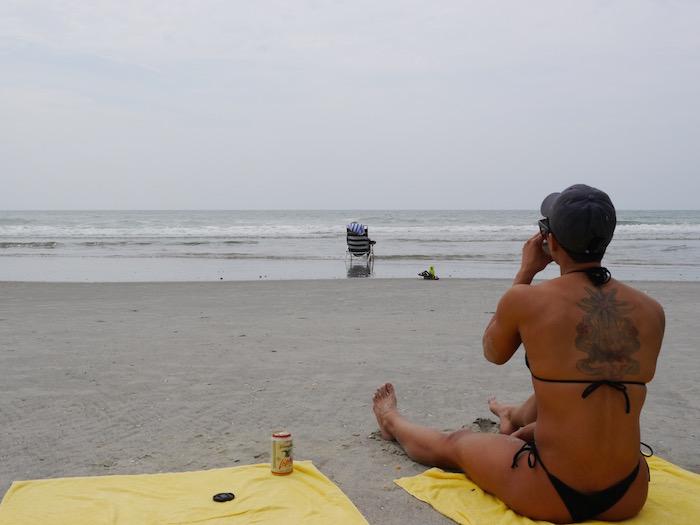 Sea Watch Resort beach day