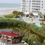 Sea Watch Resort pool view