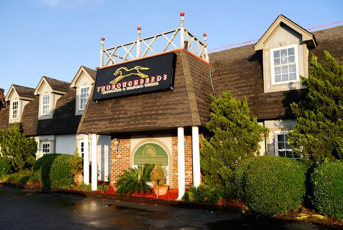 Thoroughbred's Chophouse