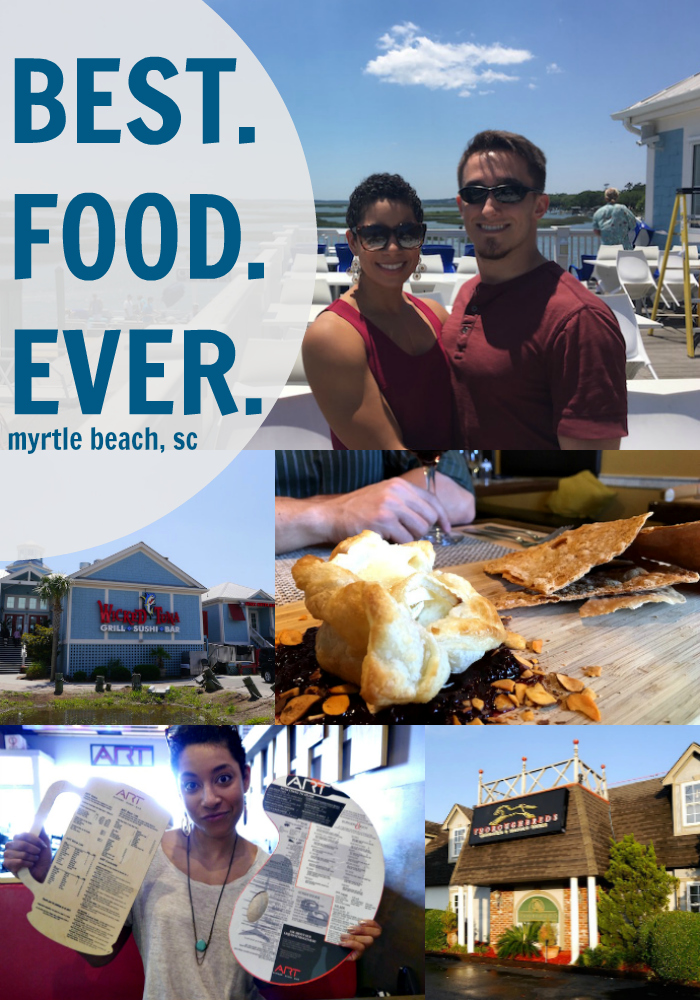 Where to eat in Myrtle Beach SC