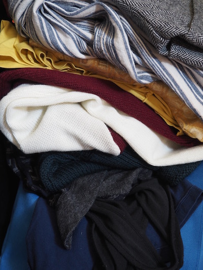 thredUP closet cleanout